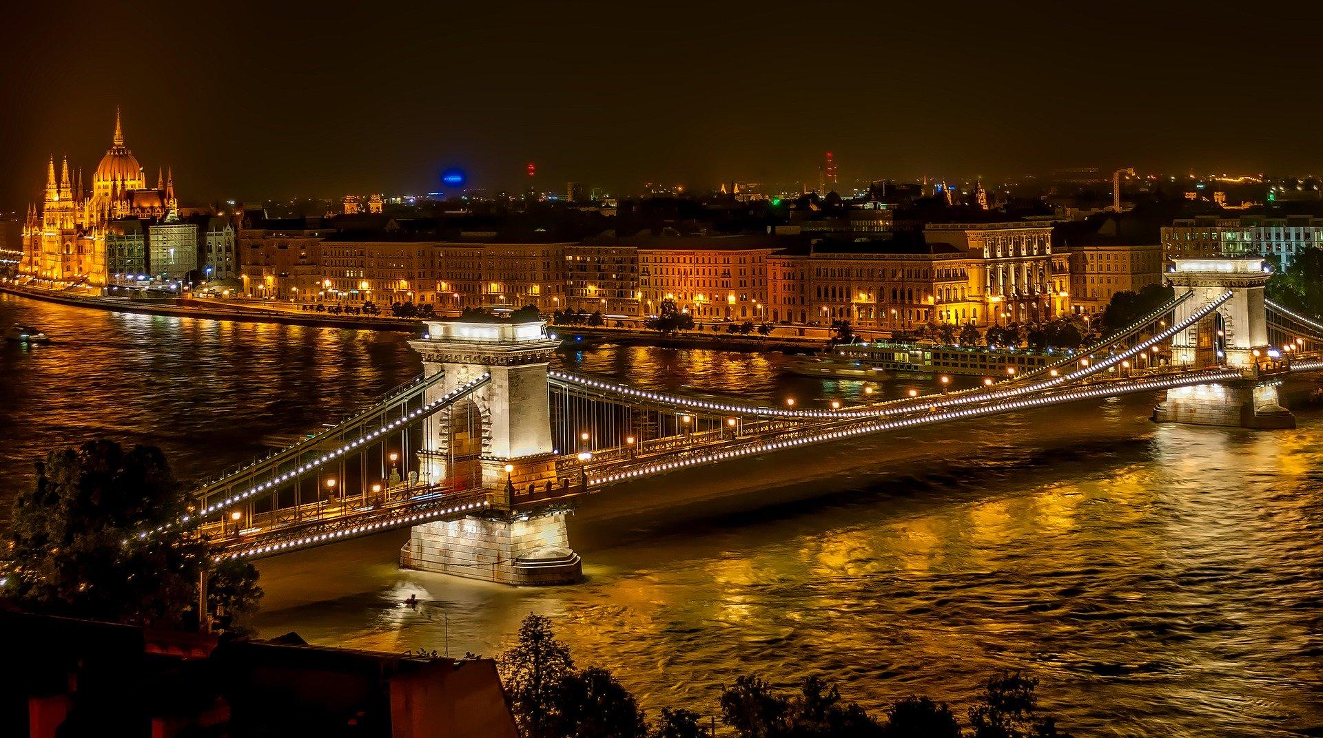 obiective turistice Budapesta